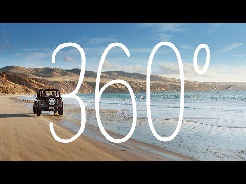 360: Sellicks Beach, Glenelg and McLaren Vale, South Australia, Australia