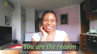 You are The Reason - Calum Scott ( Cover by Ivy Uche)