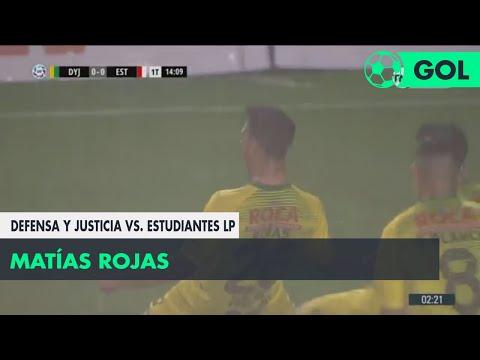 Defensa Y Justicia vs Estudiantes De La Plata