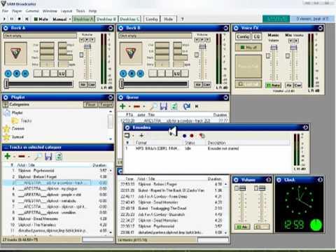 Tutorial Como poner mi radio online y configurar Mi Sam broadcaster