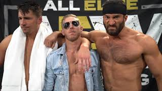 The Best Friends make a new friend at AEW All Out