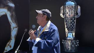 Jim Nabors' Farewell Performance at the 2014 Indianapolis 500
