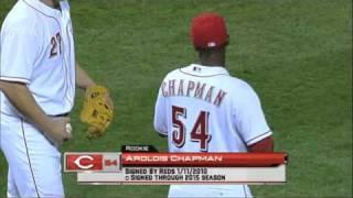 Chapman's impressive debut
