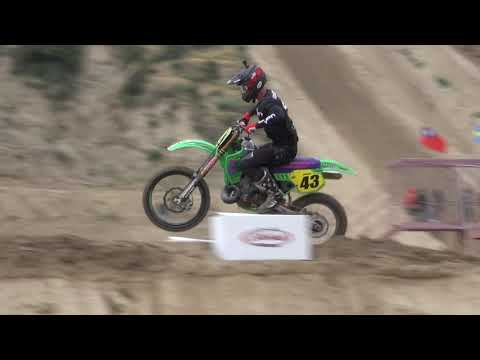 Open Pro at the Wiseco Piston Two-Stroke World Championships