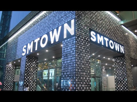¡VISITAMOS SMTOWN EN COREA! (Super Junior, Shinee, Girls' Generation, Exo...etc.) ♥ #DTEC
