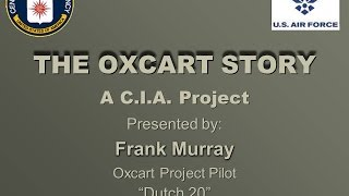 The Oxcart Story - Frank Murray