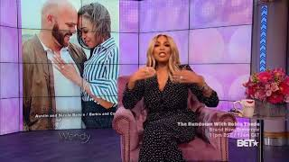 Michelle Williams on Wendy (Hot Topics) April 2018