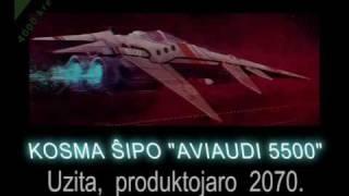 (VIDEO MGhfMlmxh74) Aviaudi 5500 #filmeto