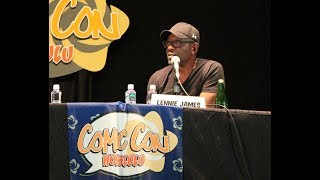 "Q&A: ""The Walking Dead"" and ""Fear the Walking Dead"" actor Lennie James at Comic Con Honolulu"