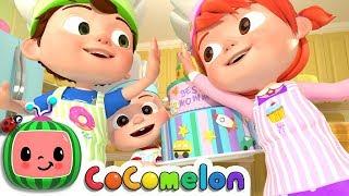 Pat A Cake 2   CoCoMelon Nursery Rhymes & Kids Songs