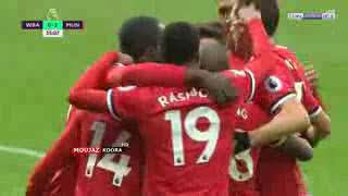 Manchester united Vs West Brom 2/1 Highlights & goals (fantastic match) HD