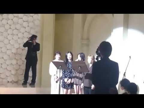 💜장진영결혼식 레드벨벳축가❤jangjin yeong wedding day,Redvelvet sing