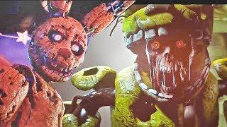O ASSUSTADOR FILME DO SPRINGTRAP | Five Nights at Freddy's