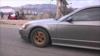 2JZ Mustang vs. 700hp STI vs. Turbo LS 240sx