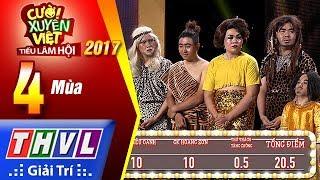 THVL | Cười xuyên Việt – Tiếu lâm hội 2017: Tập 4 – Mùa