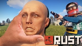 When TOXIC Players SWARM My Base | Rust