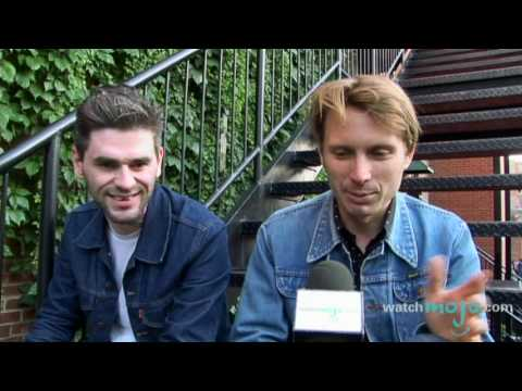 Interview with Franz Ferdinand