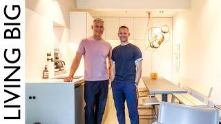 Interior Designer's Ultra-Clever Compact City Apartment