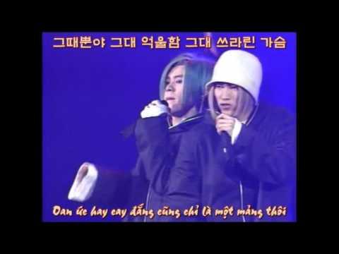 [Vietsub - Lyrics] H.O.T. - Monade 모나데 (Live @ Sejong Concert 1999)