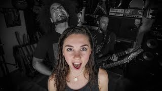 Toto - Africa (metal cover by Leo Moracchioli feat. Rabea & Hannah)