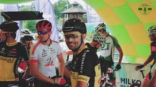 Milko Mazury MTB to cykl wyścigów MTB rozgrywany w malowniczych miejscach na Mazurach. 19 sierpnia ko