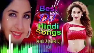 Old Hindi Dj Mix Song | 90's Hindi Superhit Dj Mashup Remix - Non-stop Hits Old Song - Old is Gold