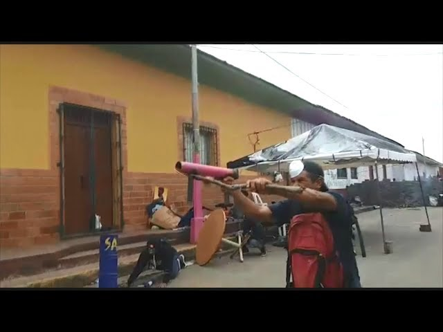 尼加拉瓜反年改衝突又釀2死32傷