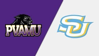 2019 SWAC Football Prairie View A&M vs  Southern