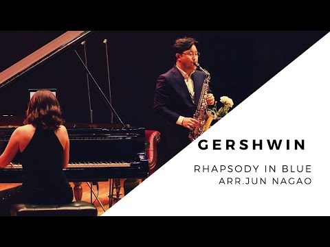 Rhapsody in Blue - George Gershwin (arr. Jun Nagao)