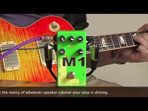 AMT Electronics: Legend Amps M1 Preamp