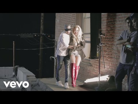 RITA ORA - Body on Me - Behind the Scenes ft. Chris Brown