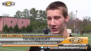 B2C Prime: Trevor Lawrence - #1 Rated QB (Class of 2018)