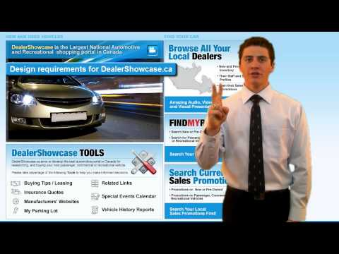 Car Dealer Internet Marketing & Advertising online - DealerShowcase.ca