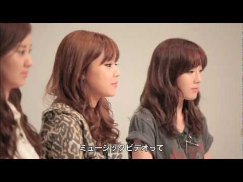 GIRLS`GENERATION 少女時代_COMPLETE VIDEO COLLECTION_Interview Digest