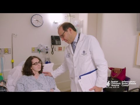 Inflammatory Bowel Disease Center | Boston Children's Hospital