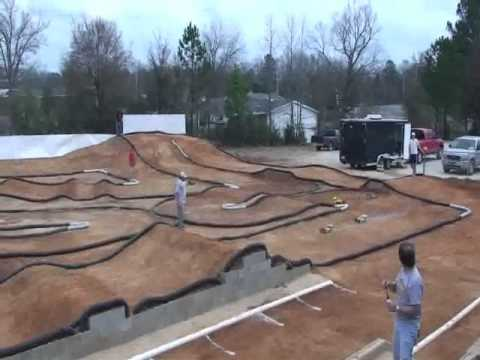 Great RC Off Road Tracks # 6 - Wolf Pack RC Race Track ...