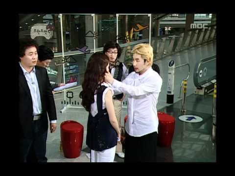 Infinite Challenge, Choi Ji-woo #14, 최지우 20070519