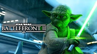 Star Wars Battlefront 2 - Funny Moments