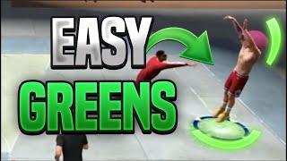 REVEALING THE EASIEST JUMPSHOT TO GREEN W/NO SHOT METER! - NBA 2K20 Best Jumpshot