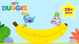 Squirrel Adventures - 20+ Minutes - Hey Duggee - Duggee's Best Bits