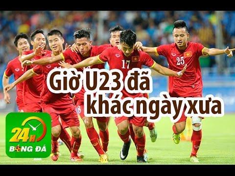 Clip bóng đá chế siêu độc: Giờ U23 Việt Nam đã khác xưa