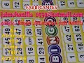Bingos Almanaques  buscanos en Facebook : @bingosjimi