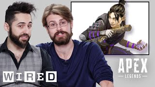 Every Legend in Apex Legends Explained By Respawn | WIRED