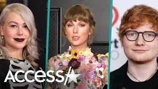 Taylor Swift Teases Phoebe Bridgers, Chris Stapleton & Ed Sheeran In 'Red' Re-recording