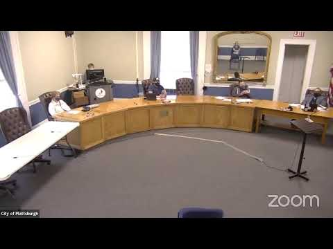 Plattsburgh City Operations Committee Mtg  5-10-21