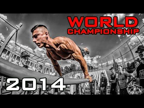Светски шампионат во улично вежбање 2014