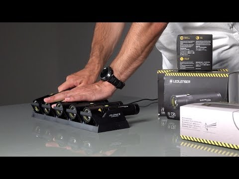 Ledlenser® i9 CRI LED Torch