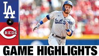 Dodgers vs. Reds Highlights (9/18/21) | MLB Highlights
