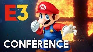 E3 2018 : La conférence NINTENDO