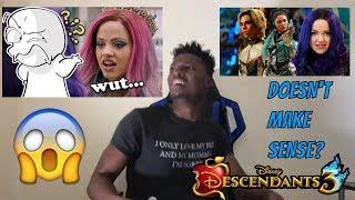 """Response to """"Descendants 3 Doesn't Make Sense"""" by Alex Myers"""